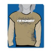 I'M RUNNIN' (long-sleeve)